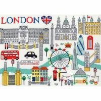 Londres  XLS6  Bothy Threads