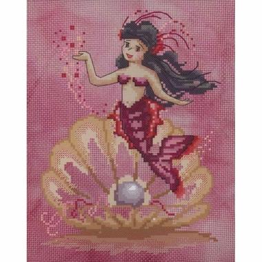 Mermaid of the shell - Sirène au coquillage 3