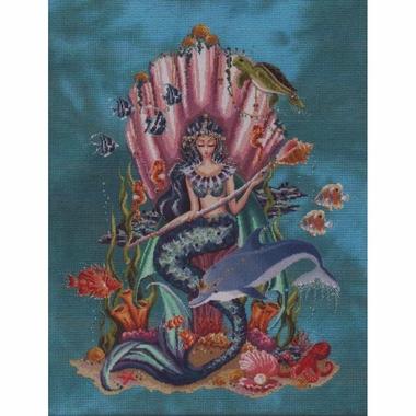 Amphitrite queen goddess of the sea 3