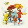 Riolis  1799  Sous la pluie