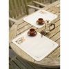Vervaco  0147512   Set de table  café  Broderie  point de croix compté