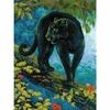 Bagheera Panthère noire 1826 Riolis