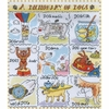 Sampler Dictionnaire des Chiens XDO5 Bothy Threads