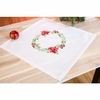 Nappe de table Poinsettia  FM002  Luca-S