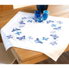 Papillons bleu  0145088  Vervaco