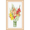 Bouquet de Glaïeuls - Riolis 1446