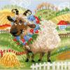 La ferme - Le mouton - Riolis - 1521
