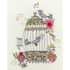 Love Birds - Bothy Threads - Code Bothy-XKA3