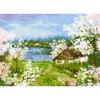 Fleurs de pommier - Riolis 1524