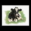 Thea Gouverneur  451  Vache  Lin