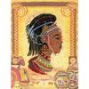 RIOLIS  0047PT  Princesse  Africaine