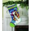 Heureux bonhomme de neige  71-09143  Dimensions