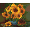 Bouquet de Tournesols  B440  LUCA-S