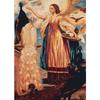 La Femme aux Paons  B461  LUCA-S