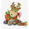 Faon de Noël  B1119  LUCA-S