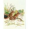 TROIS LAPINS  EVA ROSENSTAND  12-972