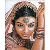 Femme Indian Model  0008160   LANARTE