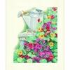 Jardin de fleurs  0021534  Lanarte
