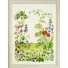 Fleurs des Champs - Permin 90-2316 - Kit Aïda