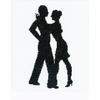 DANSEUR  COUPLE II  LANARTE  0008170
