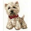 Chien West Highland White  945  RIOLIS