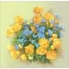 Bouquet de fleurs  0058PT  RIOLIS