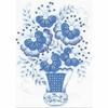 Vase de fleurs  1366  Riolis