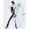 Couple de Mariée  1179  Riolis