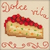 Gâteau aux cerises  1254  Riolis
