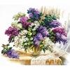 Bouquet de lilas  40-64  Chudo Igla