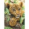 Bébé léopard  70-65118  Dimensions