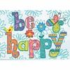 Soyons heureux  70-65115  Dimensions