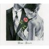 Rose de l amour  0150602  Vervaco