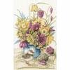 Fleurs et vanneau  0169671  Lanarte