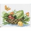 Panier plein de légumes  C104  RTO