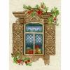 Fenêtre avec des pommes  1732  Riolis