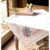 Nappe Bouquet de Lavande - Vervaco  0013208