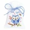 Chouette bleu  0144374  Vervaco