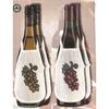 Tabliers de bouteille Grappe de raisin - 4 pièces - Permin 78-0316