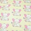 Tissu  Éléphant  00012