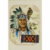 Sitting Bull Chef Indien  70-4333  Permin of copenhagen