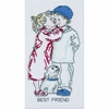 Best friend  92-1180  Permin of copenhagen