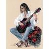 Guitariste  1766  Riolis