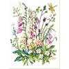 Fleurs et graminée  81-03  Chudo Igla
