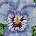 Thea Gouverneur 464 b- kit point de croix compté - La Brodeuse
