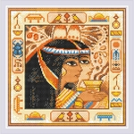 Riolis AM0057 Broderie Diamant Egypte - La Brodeuse