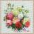 Bouquet de dahlias - Kit broderie Riolis code 1384 en vente sur www.la-brodeuse.com