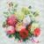 Bouquet de dahlias (sans cadre) Riolis 1384 sur www.la-brodeuse.com
