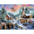 Holiday Village - Dimensions 08783