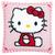 Hello Kitty - Coussin point de croix - Vervaco PN-0147565 sur www.la-brodeuse.com